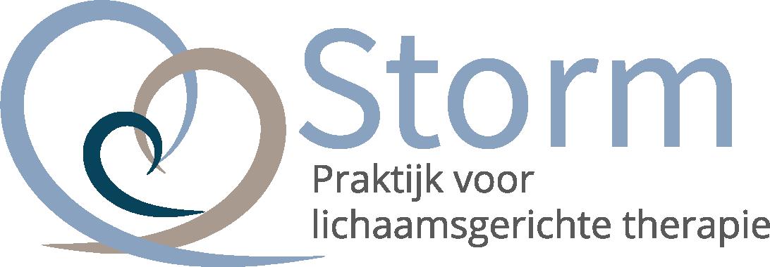 Praktijk Storm lichaamsgerichte therapie arnhem logo
